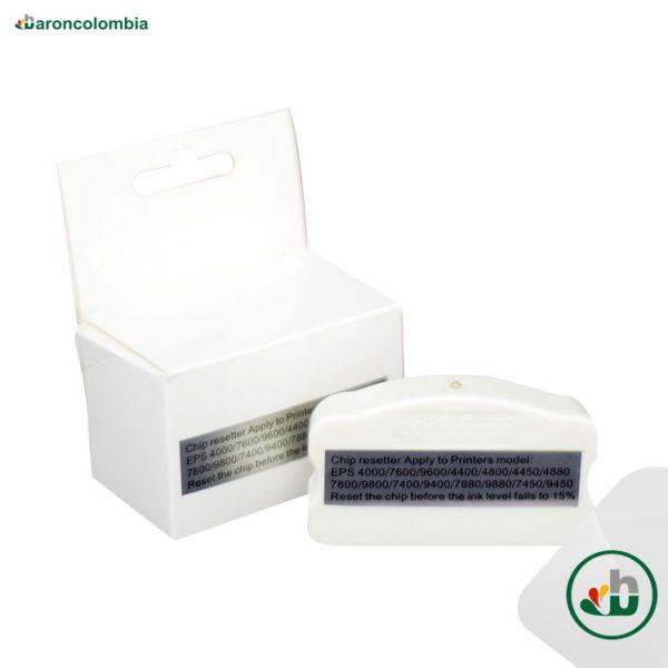 Reseteador Chip Epson - Cartucho Plotter Stylus 7880/9880/7800/9800