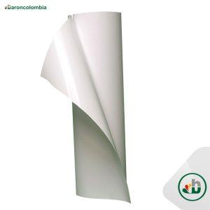 Vinilo Textil - Glitter o Escarchado - Blanco - 50cm x 1,0 mt