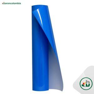 Vinilo Textil - Neón - Azul 40160
