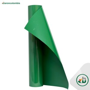 Vinilo Textil - PVC - Verde  40134 - 50cm X 1,0 mt