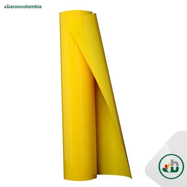 Vinilo Textil - Neón - Amarillo  40148