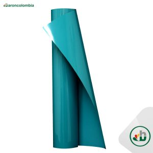 Vinilo Textil - PVC - Aqua  40135 - 50cm X 1,0 mt