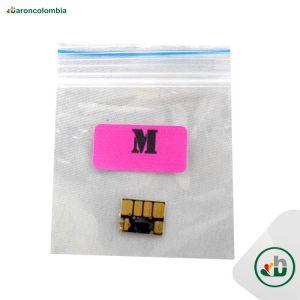 Chip - Cartucho HP - #72 - Magenta