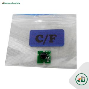 Chip - Serie F - Cartucho 1000ml - Plotter Epson - Cyan