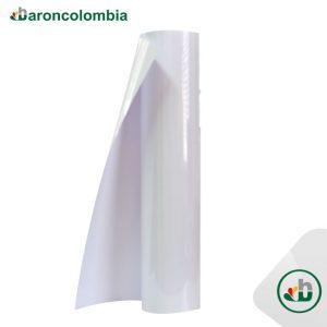 Vinilo Textil - PU - Blanco  40151 - 50cm X 1,0 mt