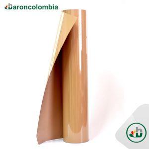Vinilo Textil - PU - Camel  40155 - 50cm X 1,0 mt