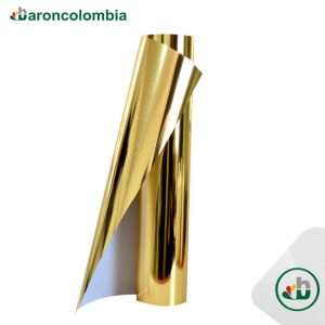 Vinilo Textil - Metalizado - GOLD 40167