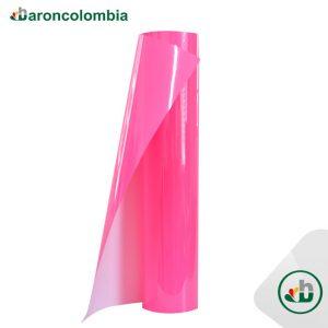 Vinilo Textil - Neón - Pink 40196