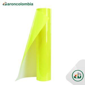 Vinilo Textil - Neón - Yellow 40197