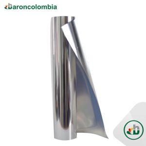 Vinilo Textil - Metalizado - SILVER  40168