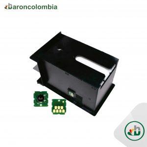 Tanque deposito de tinta Plotter Epson Surecolor Serie T /F